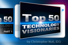 Here's our take on the 50 most important people in the last 50 years of technical innovation