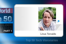 Given the exorbitant cost of most Apple computers, Linus Torvalds is the godfather of what may be the last, best hope for an affordable alternative to Windows. The Linux operating system has experienced steady gains in popular acceptance every year since Torvalds conceived it in 1991.