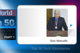 Moore's Law may be better known, but the law formulated by Bob Metcalfe - 3Com founder and Ethernet inventor - has wider general application. Metcalfe's Law conjectured that the value of a telecommunications network is equal to the square of the number of nodes on the network. This law is now in use to quantify value in the Facebook/MySpace milieu.