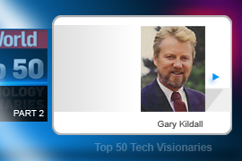 Called The Man Who Could Have Been Bill Gates by BusinessWeek, Gary Kildall was the guy Gates beat out in the bidding to supply IBM with the operating system for the original PC. Kildall also headed up Digital Research, which created the seminal pre-DOS operating system CP/M.