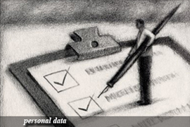 The essential elements of protecting personal data - Rule no. 3: write a policy - It's important to create a privacy policy for information management that includes protection of personal data. The precise wording depends on the industry and the relationship the company has with its customers.