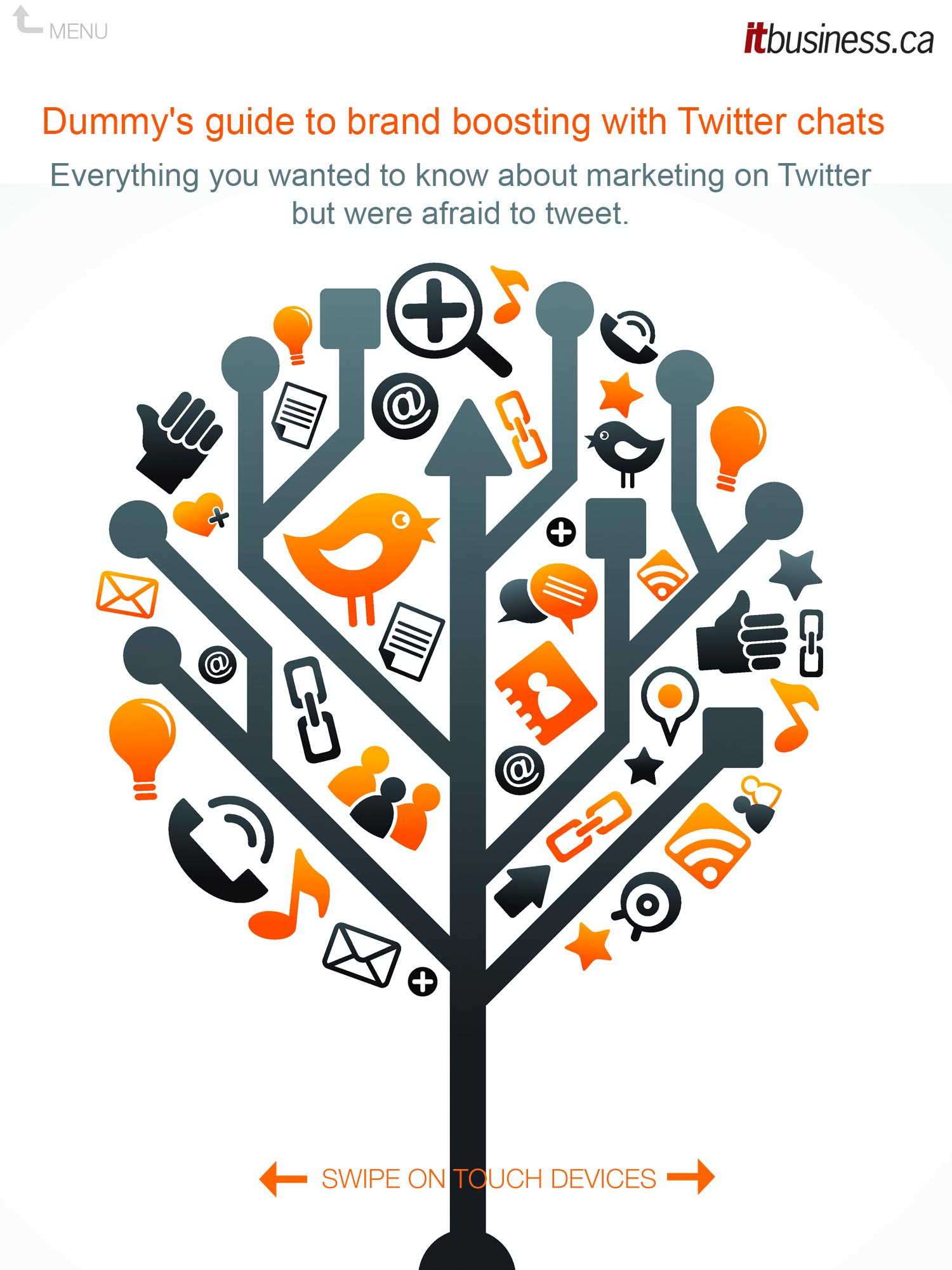 Dummy's guide to brand boosting with Twitter chats