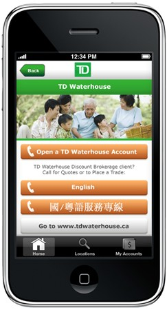 TD Bank customers have 'app'-etite for iPhone banking | IT