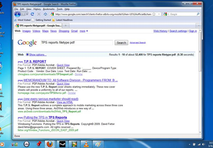 Google advanced search secrets--click to enlarge.