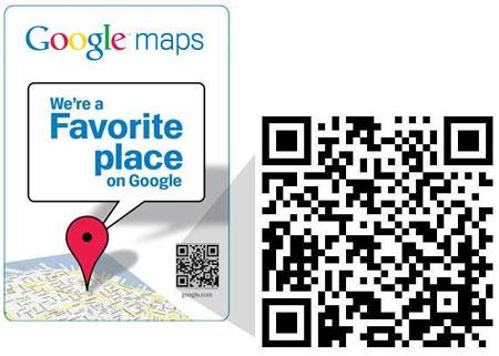 Favorite Places QR code