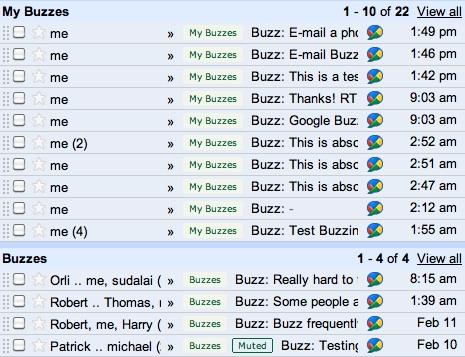 Buzz Inbox