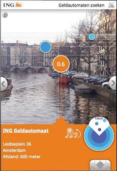 ING app for Layar