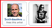 Pandora.com's use of Facebook's Instant Personalization can allow   you to see what artists your Facebook friends are enjoying.