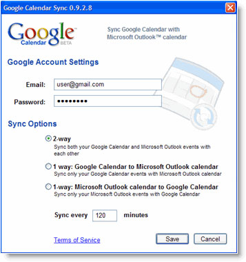 Sync for Outlook