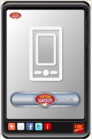 iPhone widget