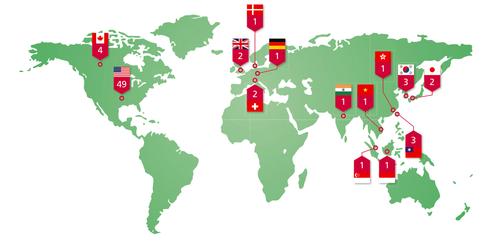 McAfree hack map