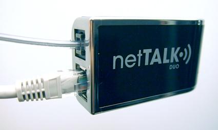 Landline alternatives: magicJack Plus vs. netTalk Duo | IT ...