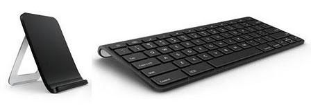 TouchPad horizontal