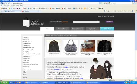 shopmyclothessite