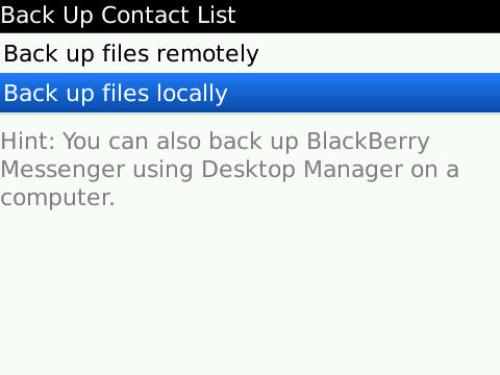 6 timely tips to get the best out of BlackBerry Messenger