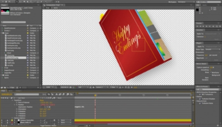 How to use adobe after effects to make a 3d animiated pop for Habitacion 3d after effects