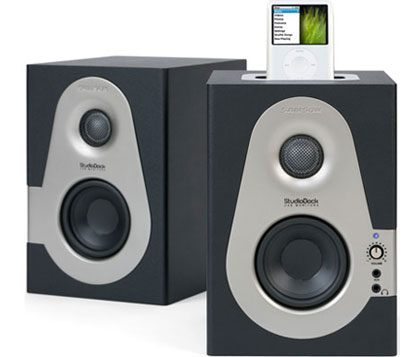 Samson StudioDock 3i speakers
