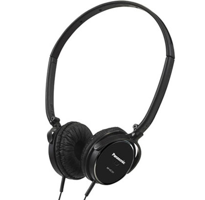 Panasonic RP-HC101 noise-canceling headphones