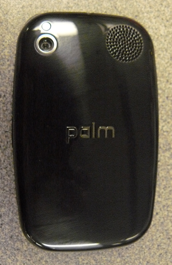 The Palm Pre (Rear View)