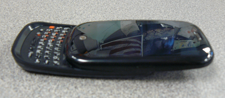 The Palm Pre (Side View)