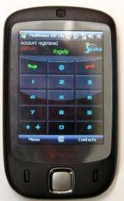 Skuku on HTC handset