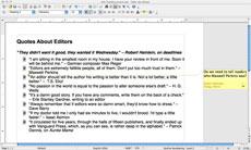 OpenOffice.org 3.1 developer preview