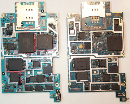 iPhone 3G S teardown reveals 3x speed boost