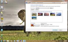 Windows 7 South Africa theme