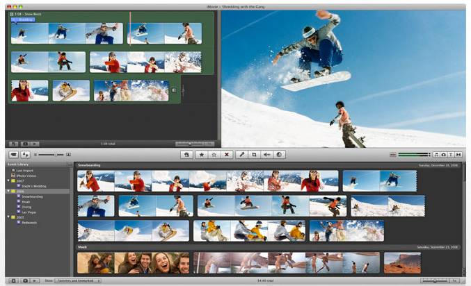 iMovie '08; click for full-size image.