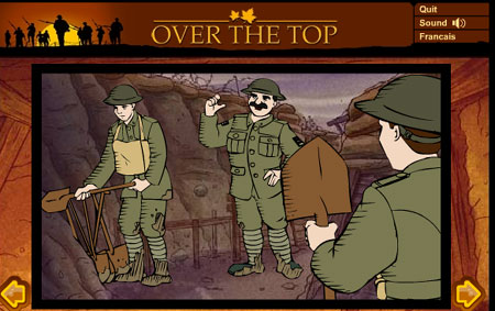 Game - Over the Top