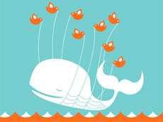 group account tweets
