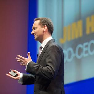 Co-CEOs, Jim Hagemann Snabe