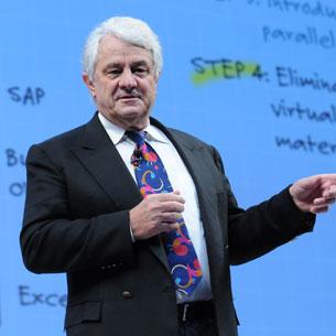 Hasso Plattner, Co-Founder of SAP