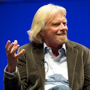 Richard Branson, Founder, Virgin