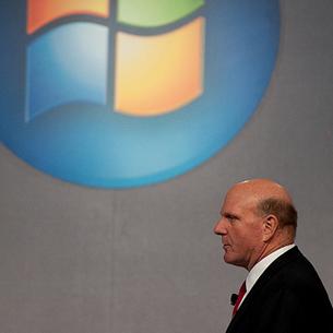 Ballmer talks to IT World Canada