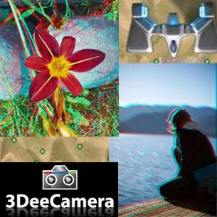 Lights, Camera, 3Dee Action