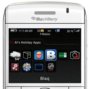BlackBerry Apps to survive the Holiday season