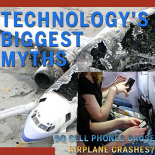 Technology's biggest myths