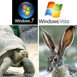 Vista Is Slower Than Windows 7