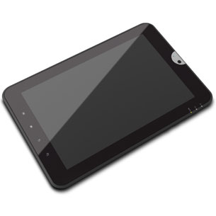 Toshiba's Next-Gen Tablet Design