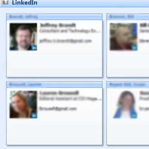 Integrate LinkedIn With Outlook