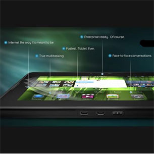 The BlackBerry PlayBook Core Features