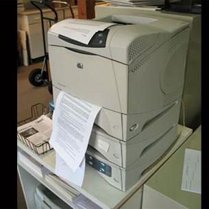 Stupid Printer Tricks