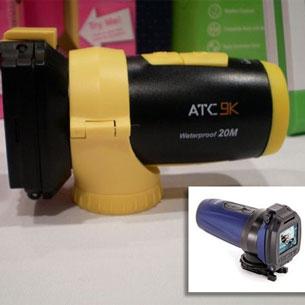 Oregon Scientific ATC9K All-Terrain Video Camera