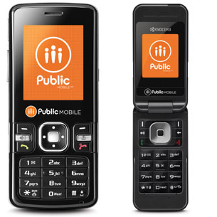 Public's low-priced handset options