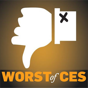 15 worst tech disappointments from CES