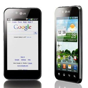 Phone Fail--LG Optimus Black