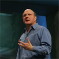 Ballmer offers a glimpse inside Microsoft's 'cloud'