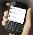 BlackBerry 10 to be launched Jan. 30