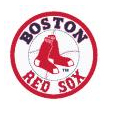 Boston Red Sox play ball with EMC in the dugout